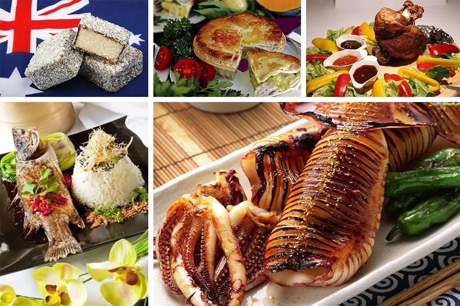 Картинки по запросу австралийская кухня
