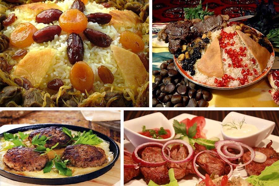 Азербайджанская национальная кухня рецепты
