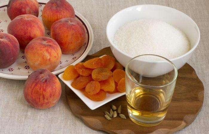 Рецепты персикового варенья пошагово