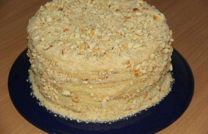 Торты на сковороде рецепт с пошаговым