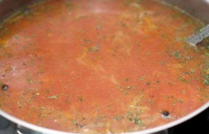 Щи из свежей капусты пошаговый рецепт с без томатной пасты
